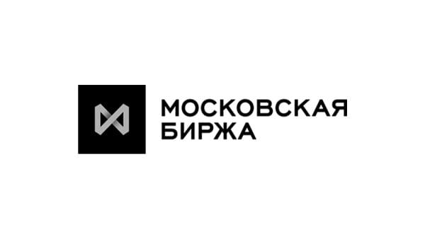 Московская биржа logo
